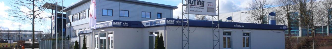 AsTiNA IT-Dienstleistungen Augsburg