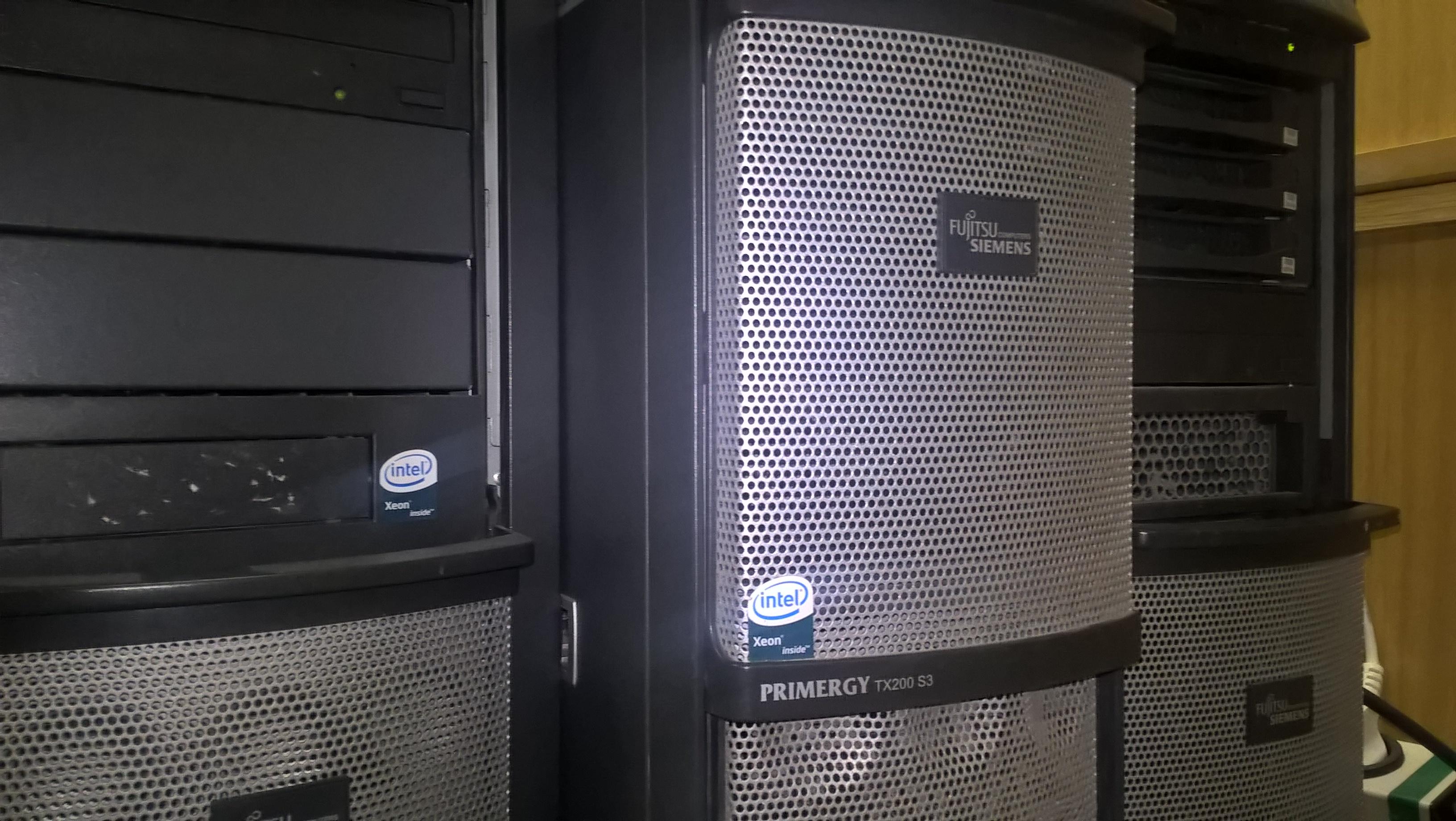 Server Augsburg