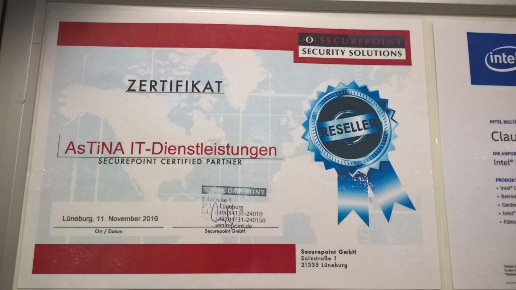 securepoint lizenz